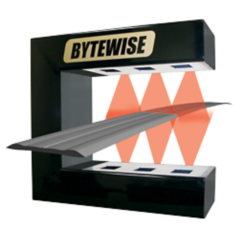 On line profilometer olp real time measurement system for Bytewise measurement systems