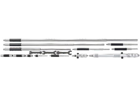 124D Solid Rod Inside Micrometer Set