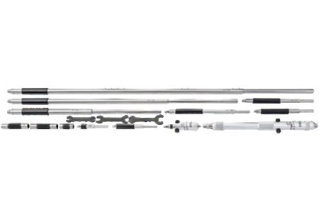 124MD Solid Rod Inside Micrometer Set
