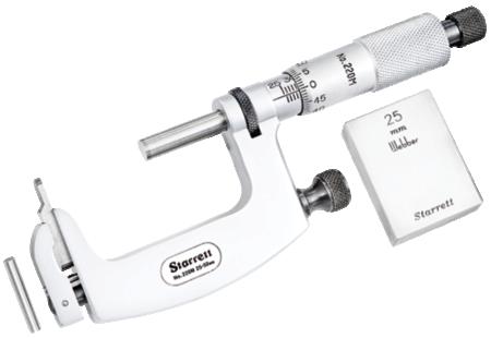 220MXRL-50 Mul-T-Anvil Micrometer