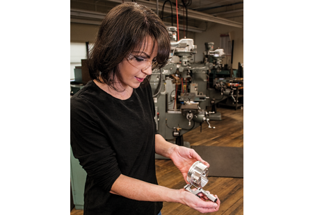 220XFL-1 application measuring piston