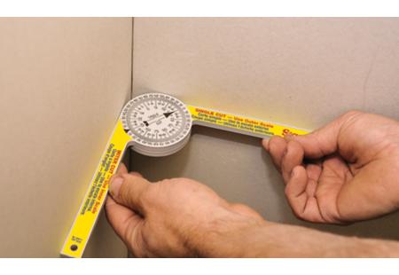 505P-7 measure 44° angle