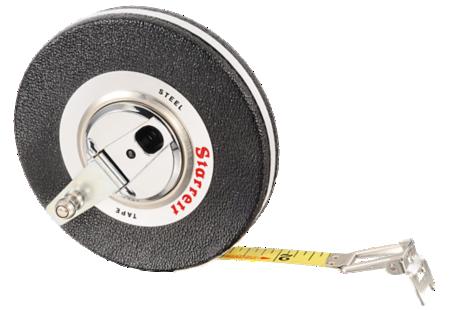 530-50 Steel Long Line Tape Measure