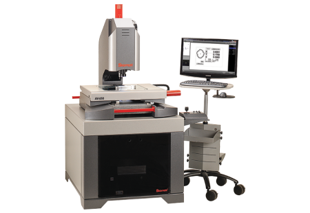 AV350 with QC5000 Galileo CNC Video Inspection System