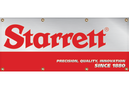Starrett Distributor Banner