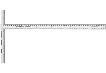 "DS-6 Heavy Duty Giant Aluminum Square 48"""