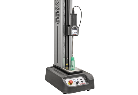 FMM-550X with DFC Portable Force Gage