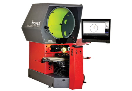 HD400 Horizontal Benchtop Optical Comparator