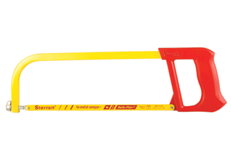 K140 Closed Grip Non Adjustable Light Duty Hacksaw Frame