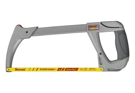 "K145 High Tension Heavy-Duty Hacksaw Frame; Closed Grip; 12""(300mm)"