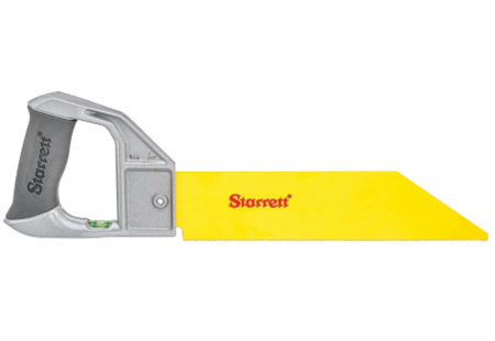 K148-12 PVC Saw with Aluminum Handle and Level
