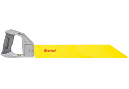 K148-18 PVC Saw with Aluminum Handle and Level