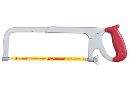 K152 Closed Grip Adjustable Heavy Duty Hacksaw Frame