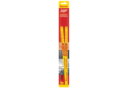 KBS1018-2 Bi-Metal Unique High Speed Steel Safe-Flex Hacksaw Blade 2-pack