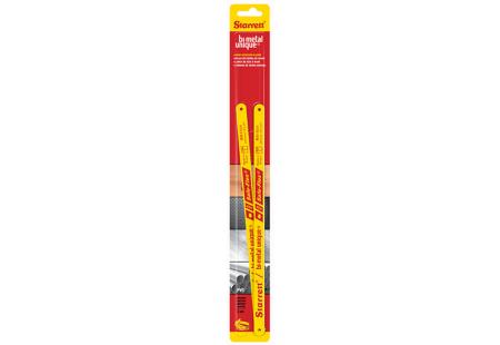KBS1024-2 Bi-Metal Unique High Speed Steel Safe-Flex Hacksaw Blade 2-pack