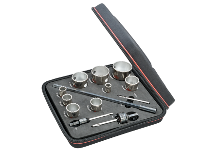 KD09041-N Diamond Grit Holesaw Kit