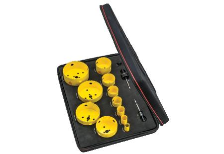 KDC11041-N Deep Cut General Purpose Holesaw Kit