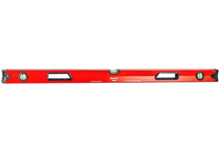 "Starrett Exact LBX48 Heavy Duty 48"" Aluminum Box Beam Level"