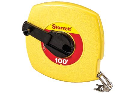 TS510-100 Long Line Steel Tape Measure