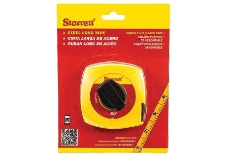 TS510-50 Long Line Steel Tape Measure