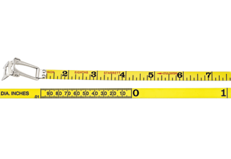 LHY530JT-50 Steel Long-Line Measuring Tape Replacement Line