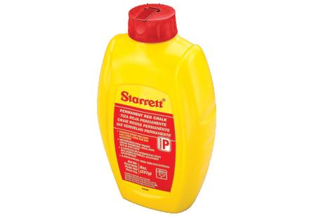 SUC8R Permanent Red 8 oz. Chalk refill