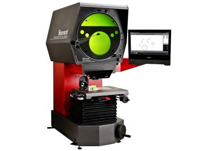 VB400 Vertical Optical Comparator